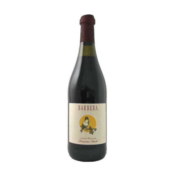 Bottiglia Vino Barbera Colli Piacentini - Azienda Vitivinicola Passerini