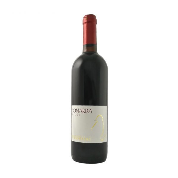 Bottiglia Vino Bonarda Secco Colli Piacentini - Azienda Vitivinicola Passerini