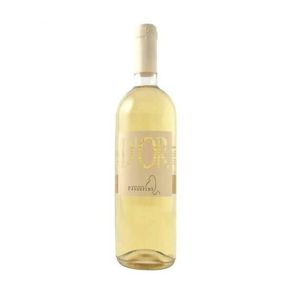 Bottiglia Vino d'or Colli Piacentini - Azienda Vitivinicola Passerini