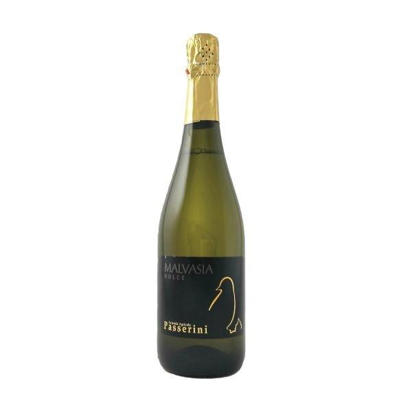Bottiglia vino Malvasia Dolce Colli Piacentini - Azienda Vitivinicola Passerini