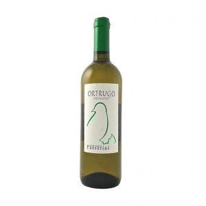 Bottiglia vino Ortrugo Colli Piacentini - Azienda Vitivinicola Passerini