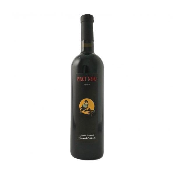 Bottiglia vino Pinot Nero Colli Piacentini - Azienda Vitivinicola Passerini